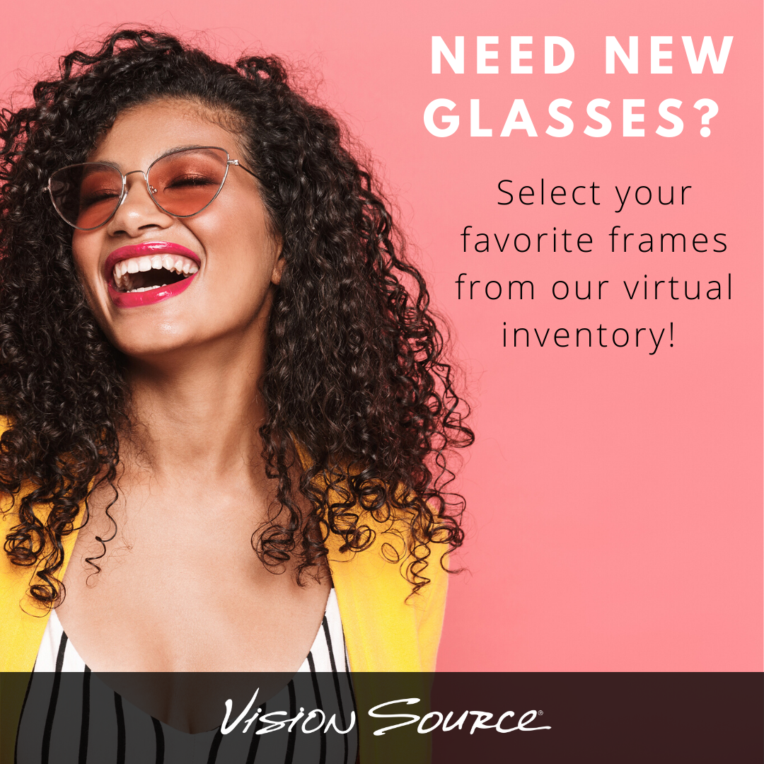 Vision Source need new glasses ad